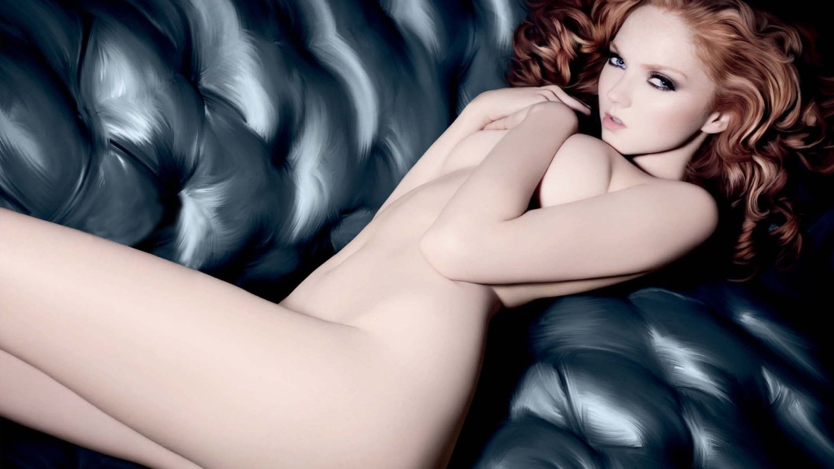 Lily Cole Naked